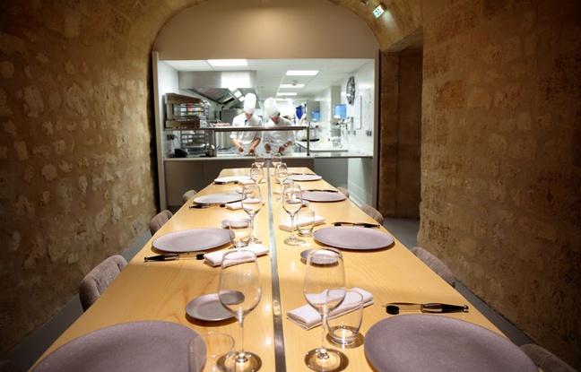 la table d'hôte gastro de Philippe à Bordeaux -Le Quatrième Mur