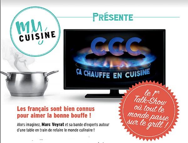 A chauffe en cuisine la nouvelle mission culinaire de for 10 mandamientos de la nouvelle cuisine