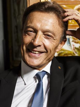 DAVID Christian directeur de salle 2018 Grand Véfour ©Alban Couturier