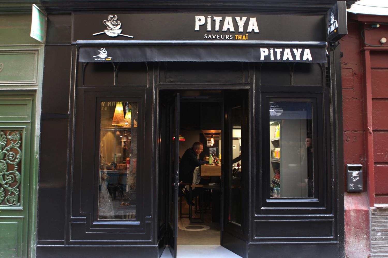 Paris Canettes Pitaya