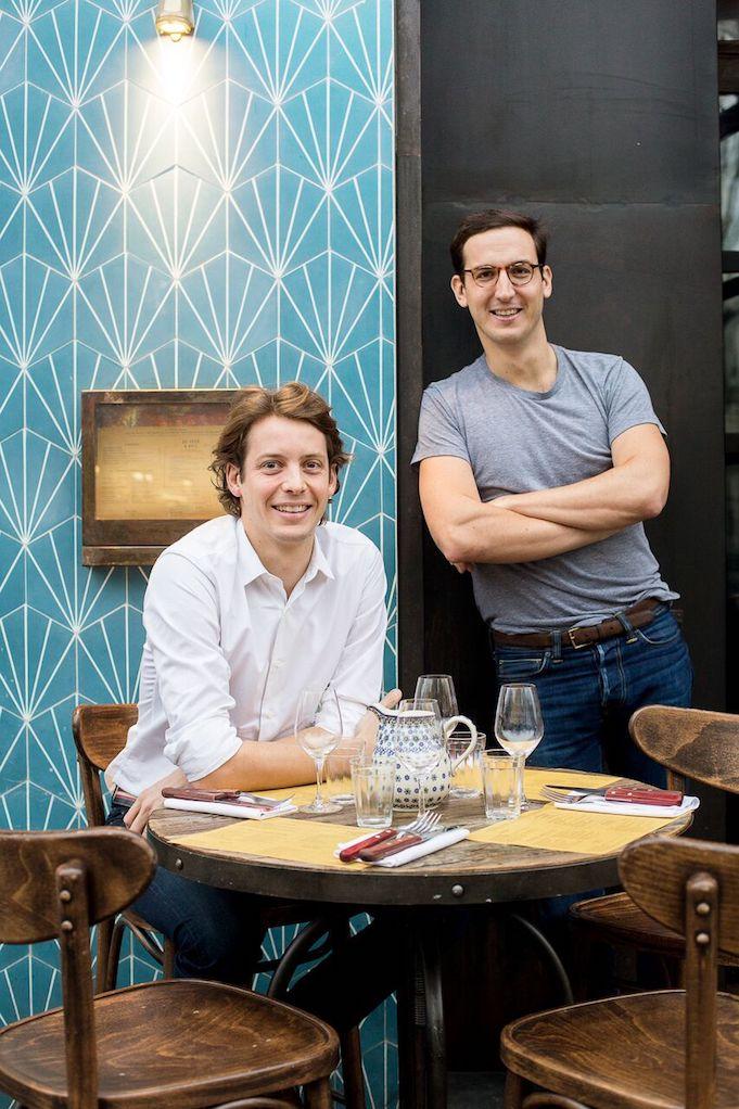 SEYDOU Tigrane et LUGGER Victor, Golden Pizzaiolos ©Fabien Breuil