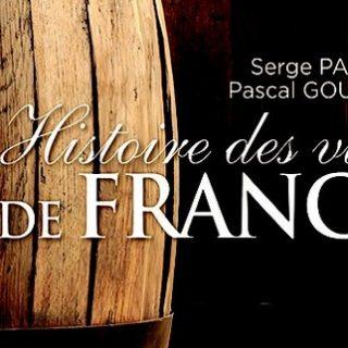 histoire des vins de france vignette
