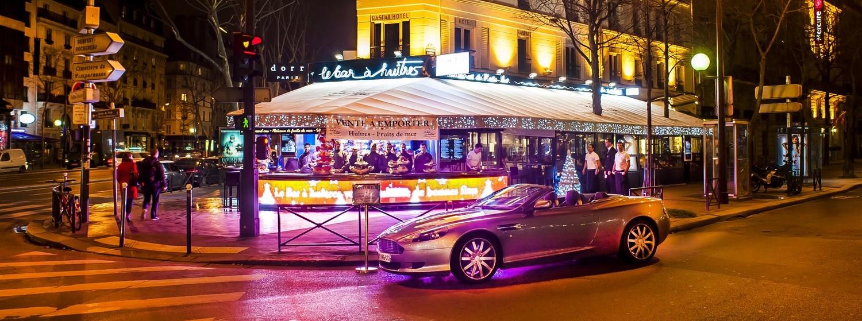 1 Montparnasse bar à huîtres Home