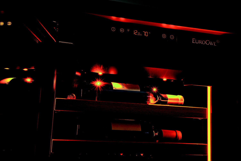 DETAIL LED V2 eurocave nuit