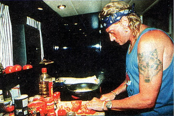 Johnny cuisine ©telemagazine