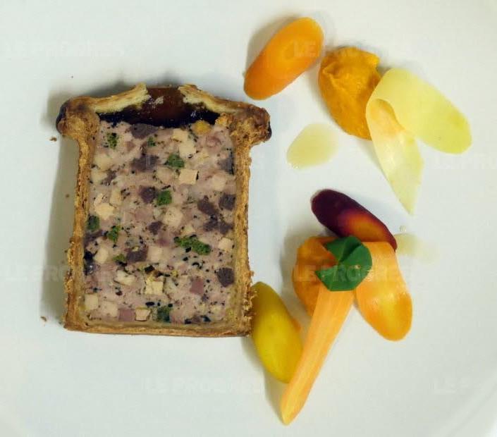 Pâté croute du vainqueur ©pierre-augros