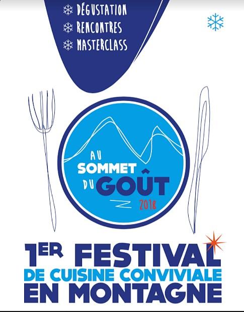 Festival « Au Sommet du Goût » - Praz sur Arly -