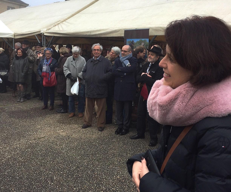 BAUDOIN-CLERC Anne Gaelle la prefete de la Dordogne