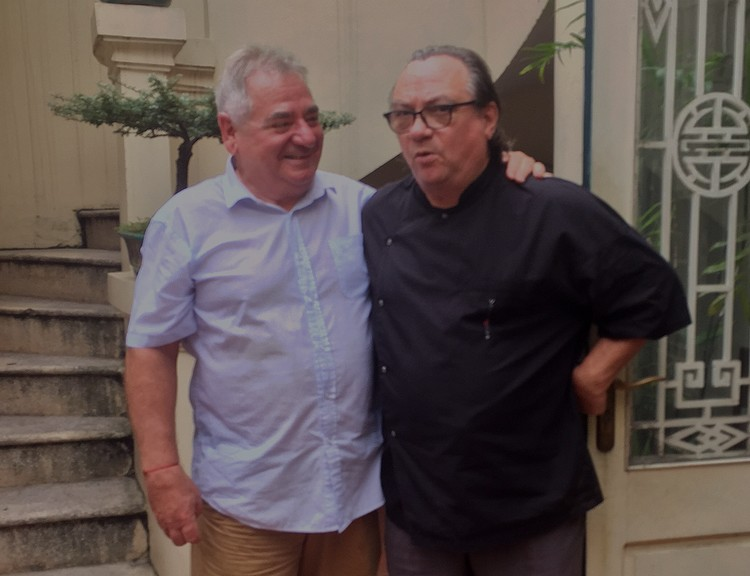 Bourgeon et Corlou
