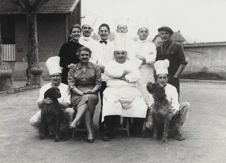 famille Bocuse ©bocuse.fr