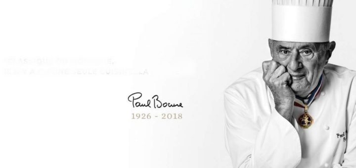 la home du site Paul Bocuse HOME RdG