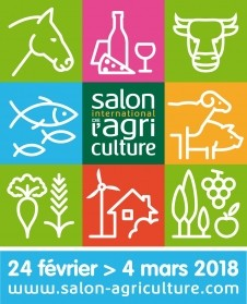 Salon de l'Agriculture 2018 à Paris