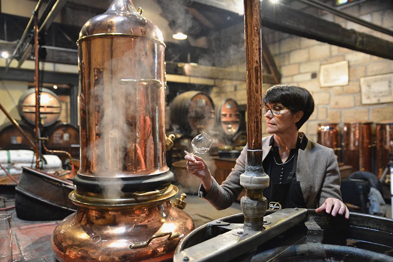 Distillerie Denoix-Brive-alambic 1 ©sylvain marchou