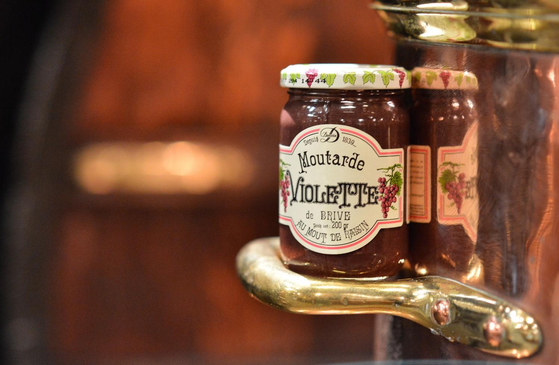 Distillerie Denoix-Brive-moutarde ©sylvain marchou