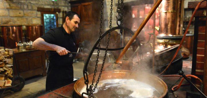 Distillerie Denoix-Brive-sirop ©sylvain marchou