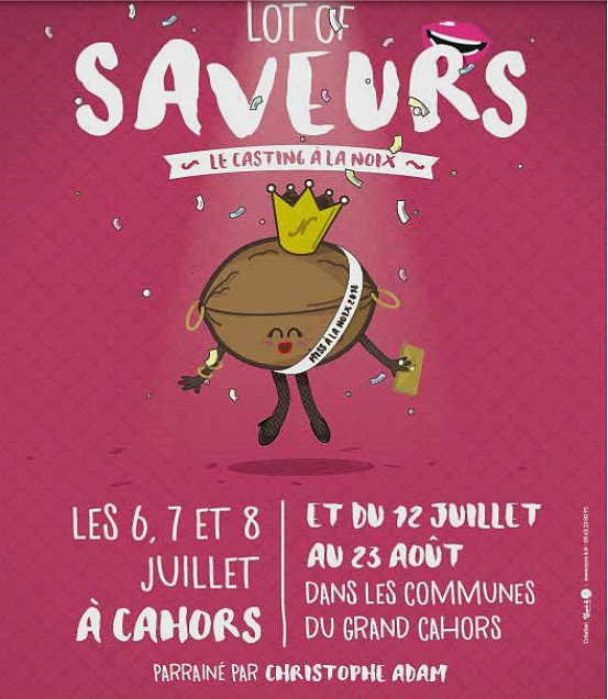 affiche lot of saveurs