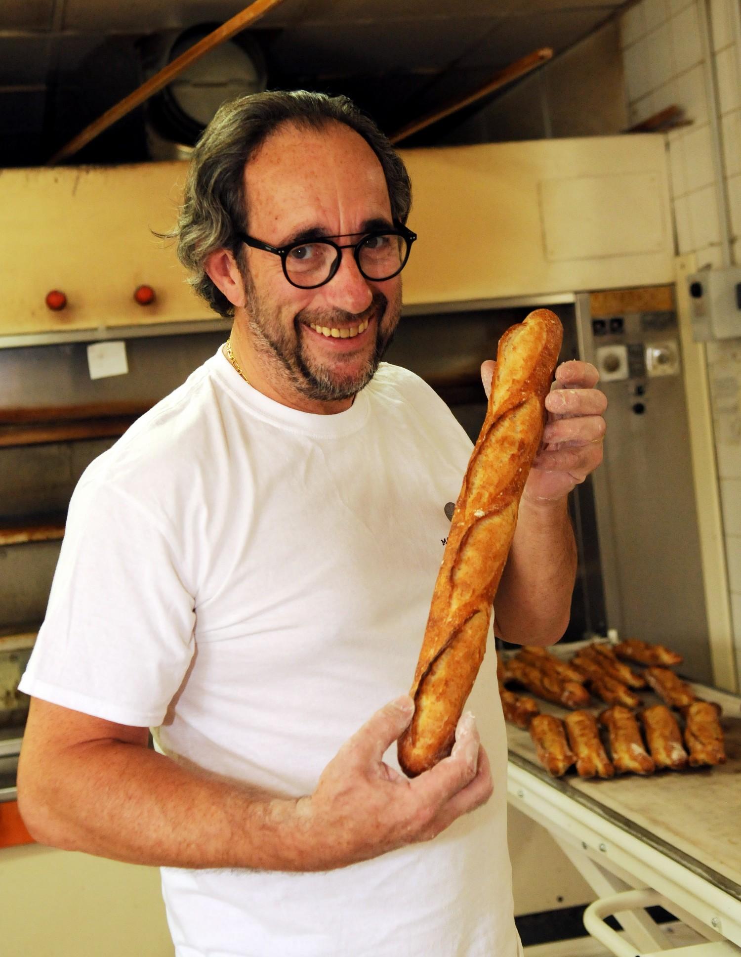GAUTHIER Frédéric pâtissier boulanger Val d'Oise ©JC.Boudet