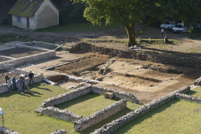 Site de fouilles Bibracte, Antoine Maillier
