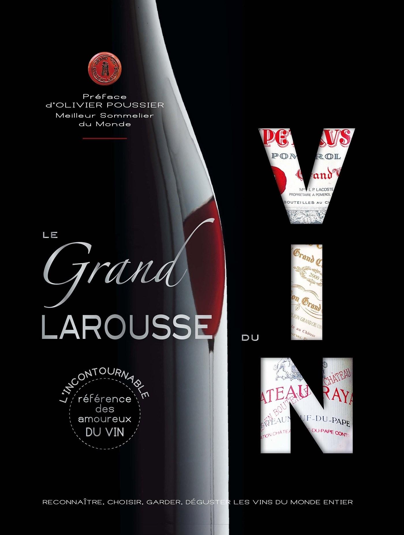 grand larousse vin 2018