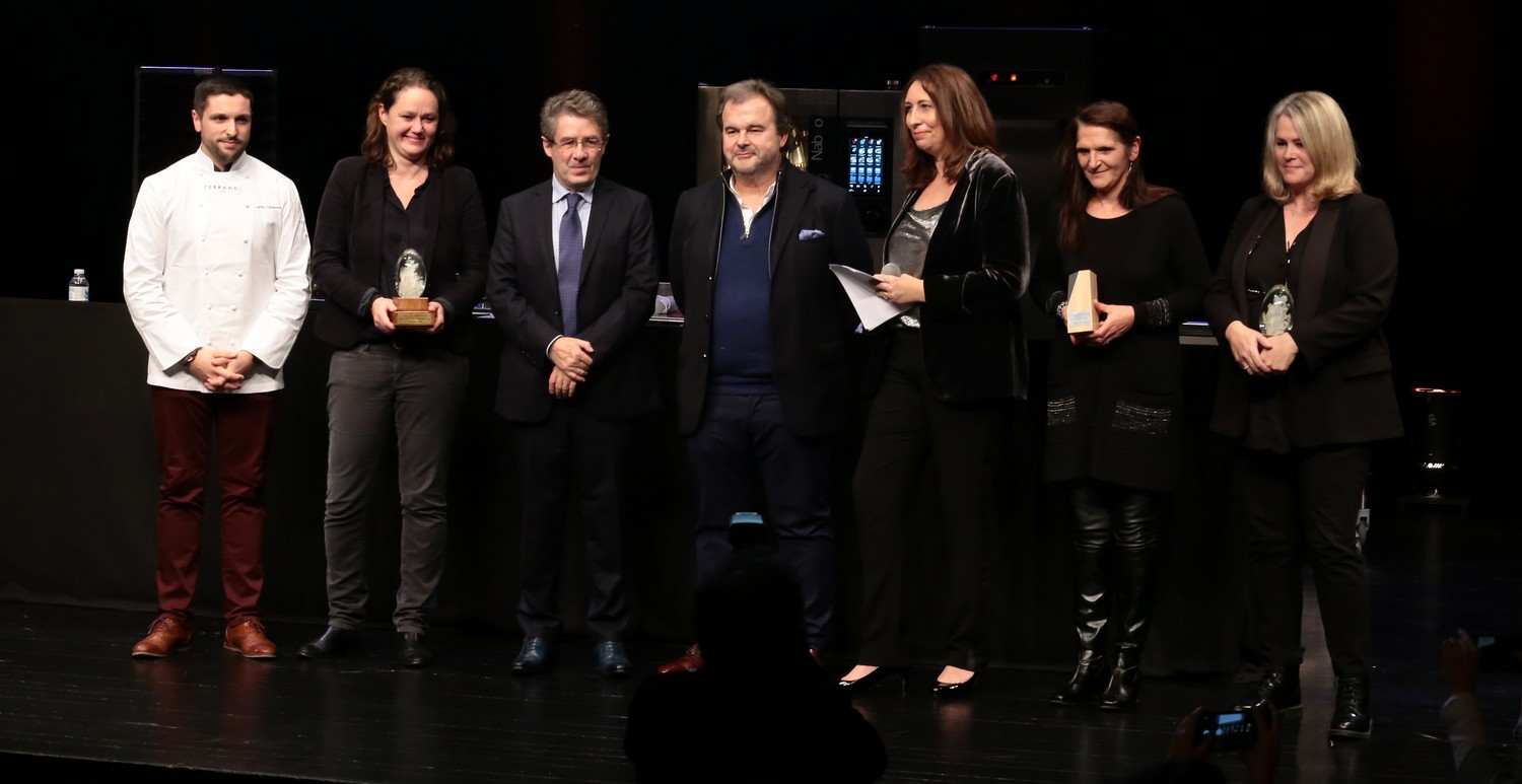 les laureats ©AssociationCLAP Francis Aviet