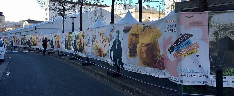 le bien manger l'affiche! ©laradiodugout.fr