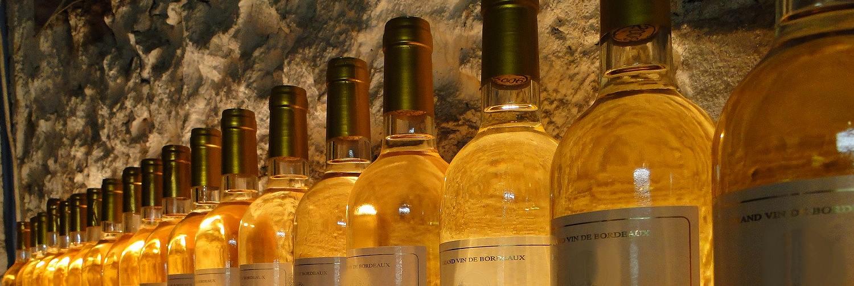 de l'or en bouteilles ©TB/ laradiodugout.fr