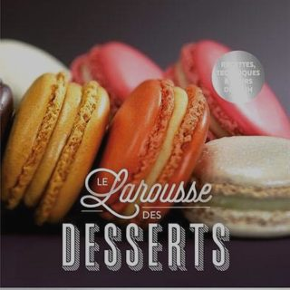 couv larousse desserts