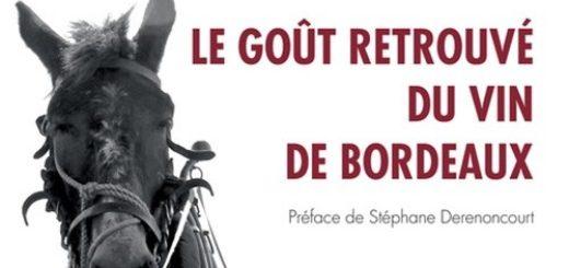 couv le gout retrouvé du Bordeaux vignette