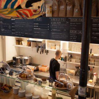 Le restaurant Le Bichat, dans le 10e arrondissement de Paris, est l'un des neuf établissements déjà référencés sur Ecotable. — / Photo Ecotable