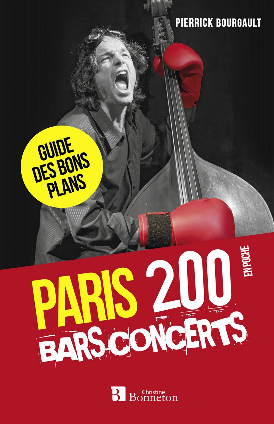 Bonneton Guide Paris 200 bars-concerts 2018 COUV