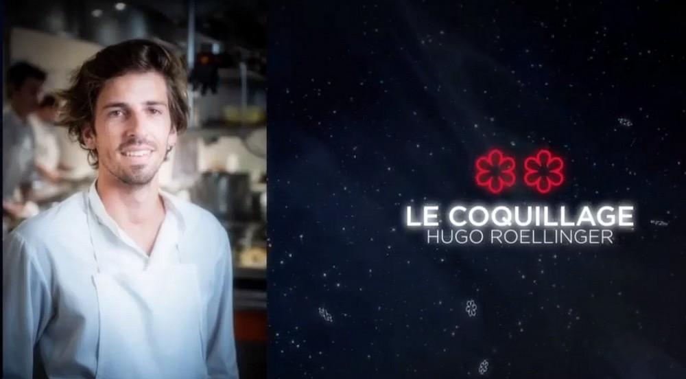 Hugo ROELLINGER ©Guid Michelin