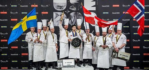 bocuse d'or 2019 le podium vignette