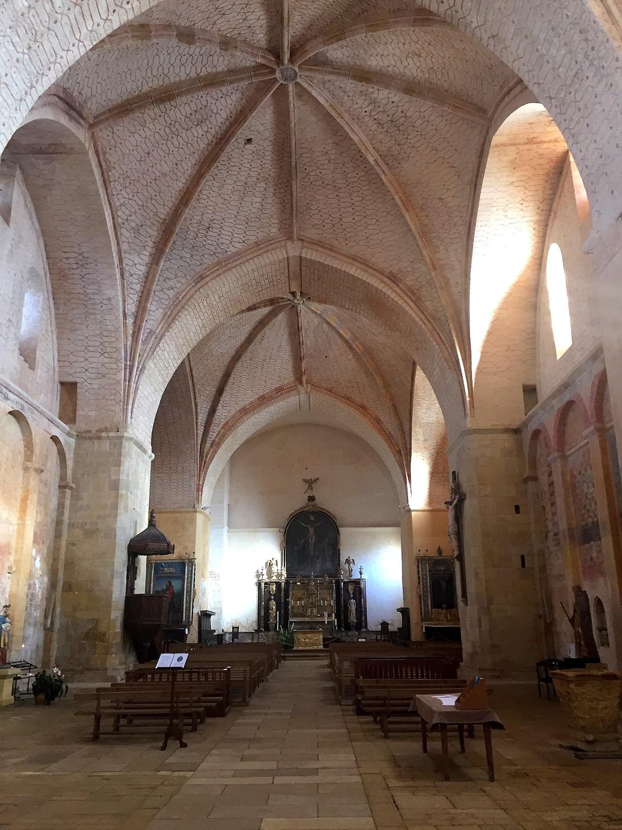 Abbaye de Saint-Avit-Sénieur ©T.Bourgeon/laradiodugout.fr