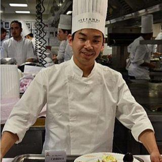 Keiichiro Hayashi lauréat Prosper Montagné 2019