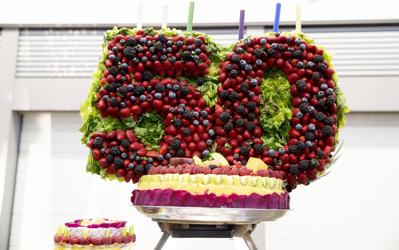 gâteau géant ©DR