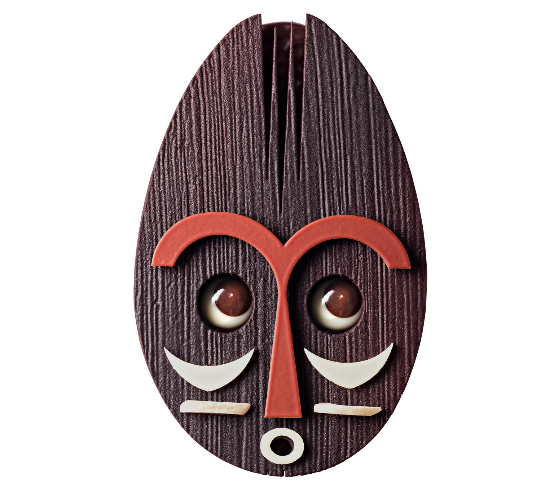 Ghana masqué - Pâques 2019 - La Maison du Chocolat