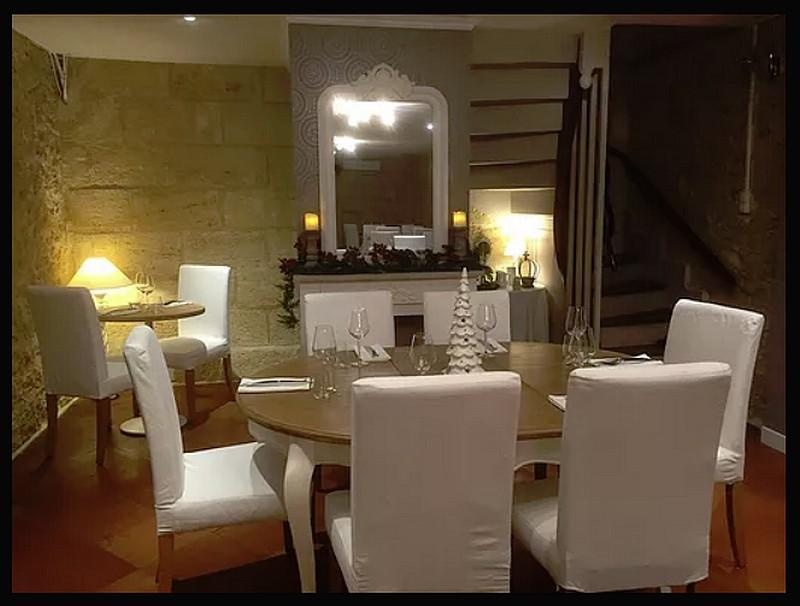 salle du restaurant © l'ardoise