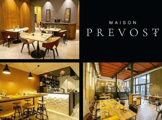 restaurant Prevost ©DR