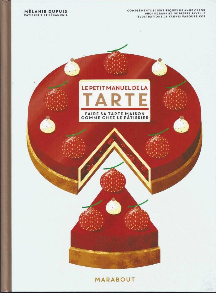 manuel de la tarte couv
