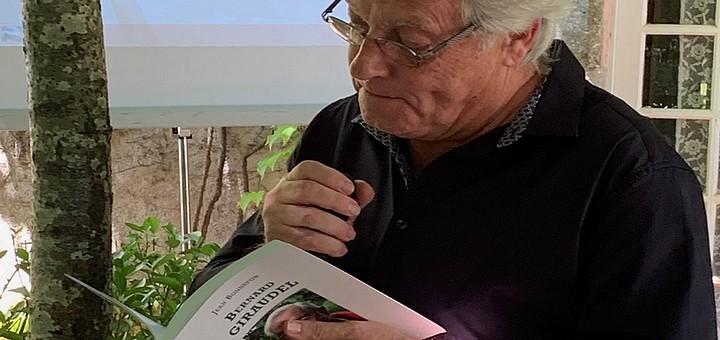 HOME Jean Bonnefon et son livre sur Bernard Giraudel