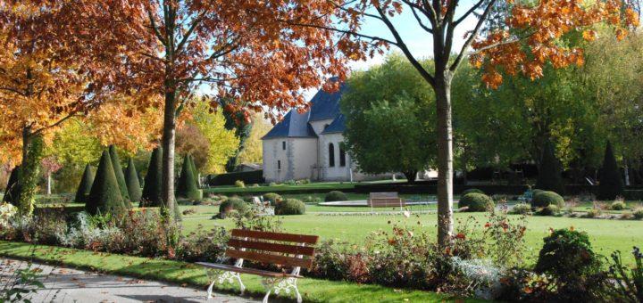 Le Parc des Capucins où aura lieu le Parcours de la Gastronomie ©DR