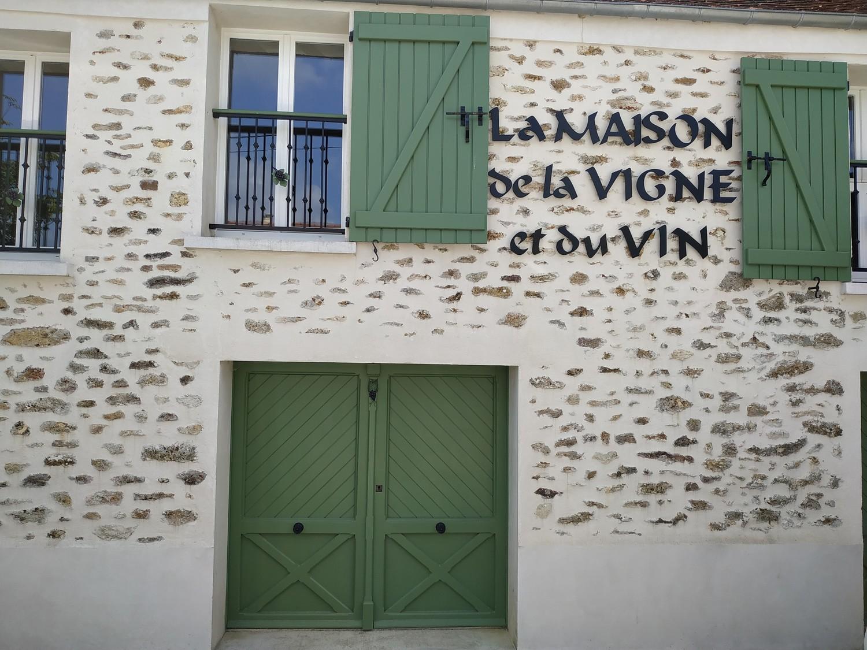 la maison de la vigne et du vin