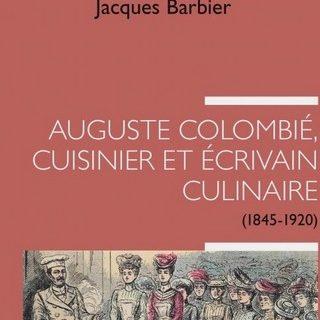Vignette auguste-colombie-cuisinier-et-ecrivain-culinaire livre