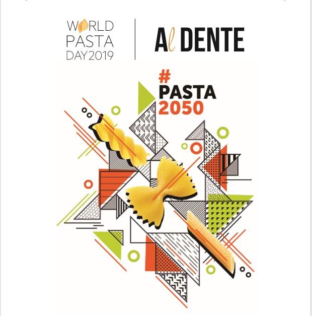 affiche world pasta