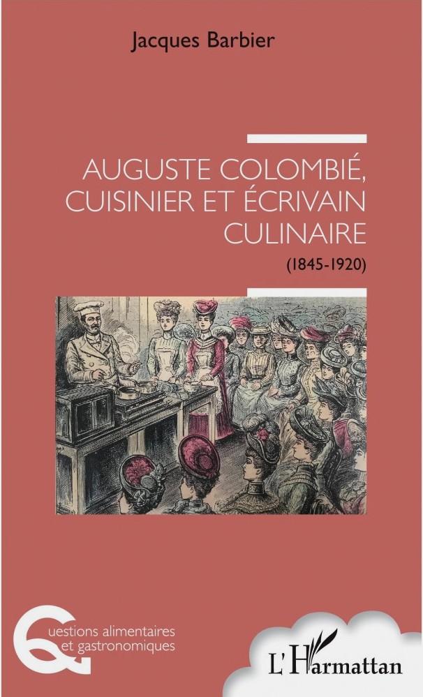 auguste-colombie-cuisinier-et-ecrivain-culinaire livre