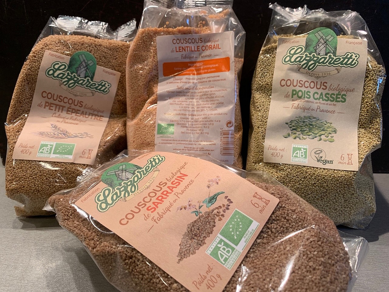 une variété de couscous ©TB/laradiodugout.fr