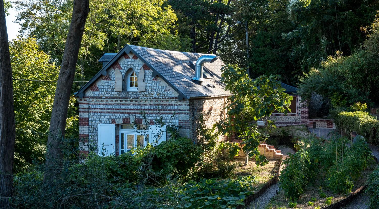 la petite maison dans le bois @ G de Laubier