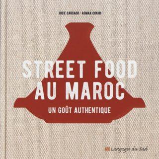 street food maroc livre couv