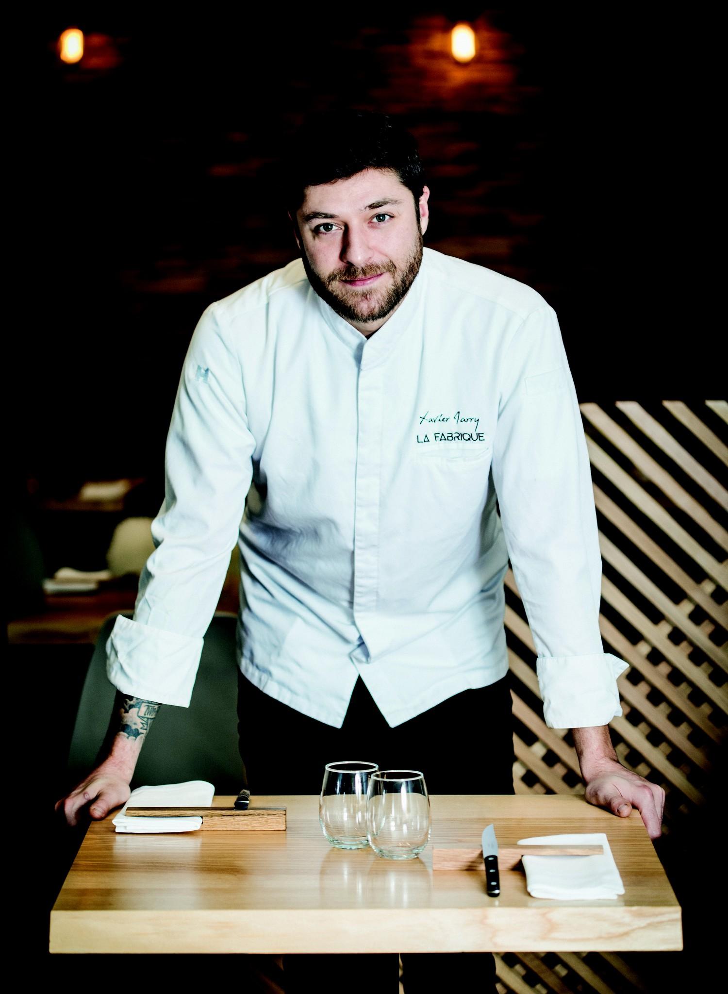 Xavier JARRY-La Fabrique-Schiltigheim-(Bas-Rhin) @christophe fouquin
