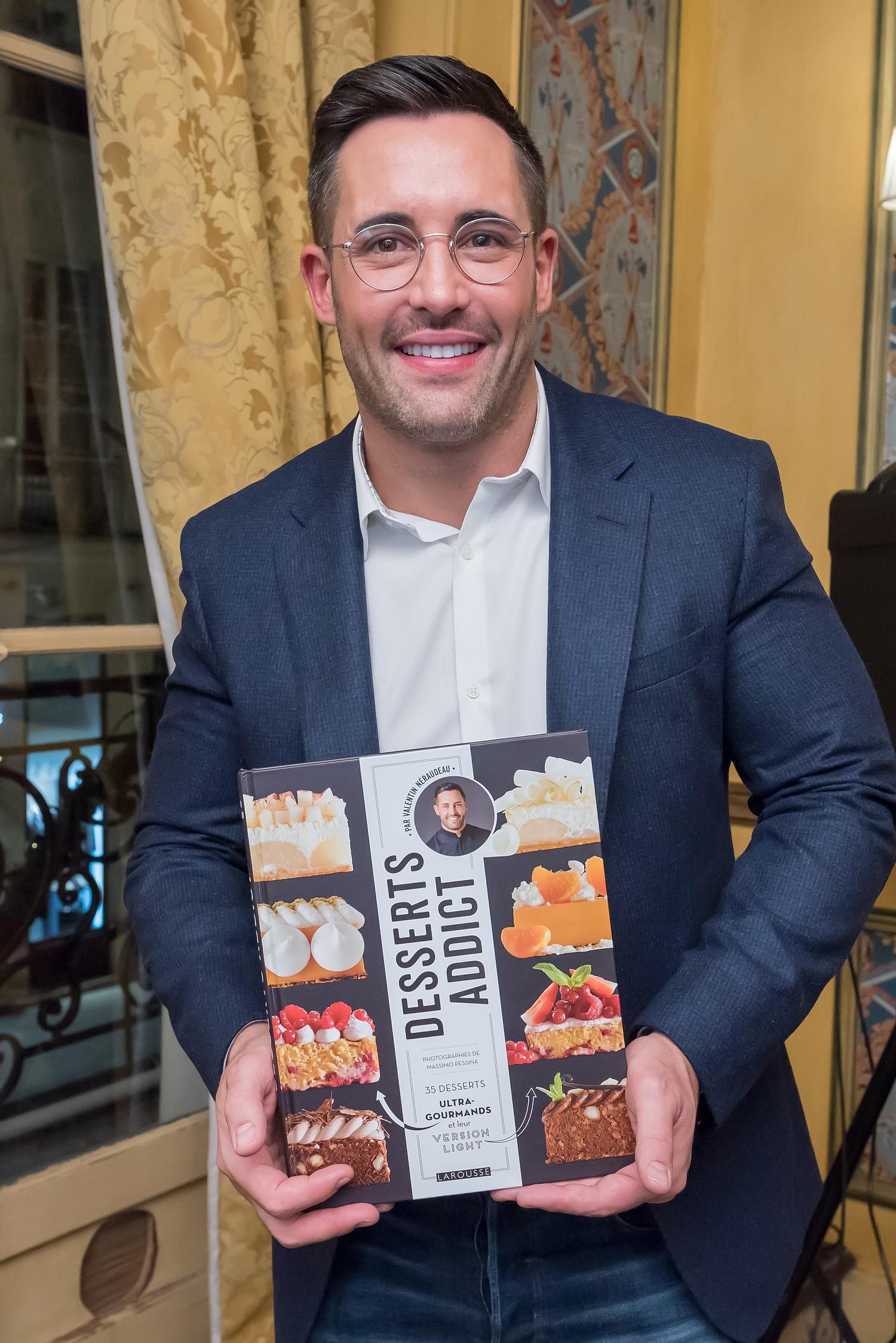 NERAUDEAU Valentin Prix Procope 2019 pour desserts addict